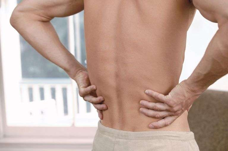 Dehydration and Lower Back Pain