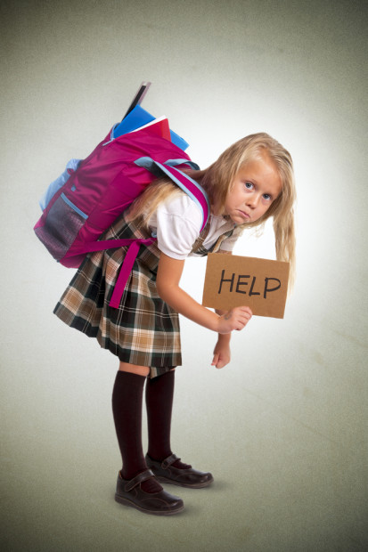 Reducing the Backpack Load